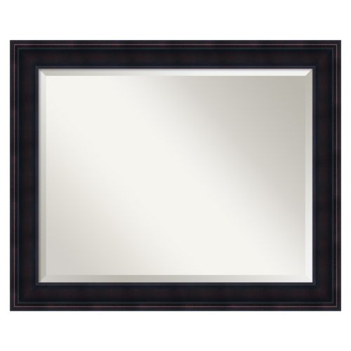 Annatto Beveled Wall Mirror
