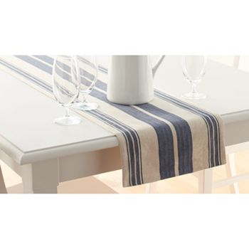 Food Network Striped Table Runner