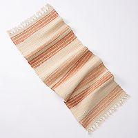 Food Network™ Coral Stripe Table Runner - 36