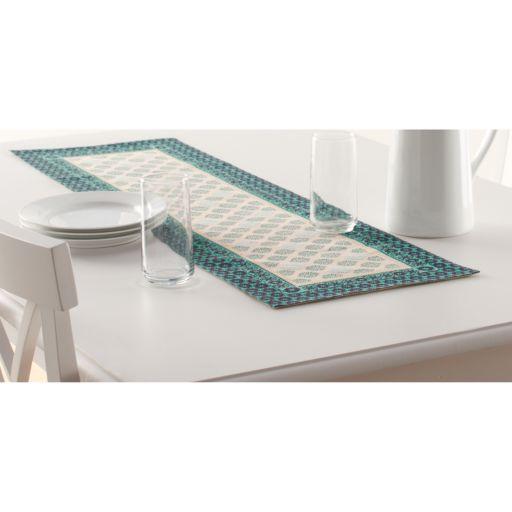 "Food Network™ Handkerchief Table Runner - 36"""
