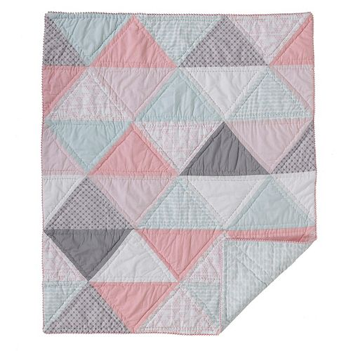 Lolli Living Sparrow Reversible Patchwork Comforter