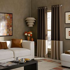 Brown Bedroom Curtains & Drapes - Window Treatments, Home ...