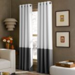 Window Curtainworks 1-Panel Kendall Lined Window Curtain
