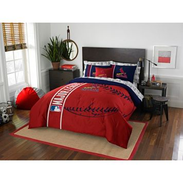 St. Louis Cardinals Soft & Cozy Full Comforter Set by Northwest
