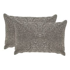 Safavieh Glitter 2-pc. Throw Pillow Set