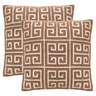 Safavieh Chy 2-pc. Throw Pillow Set