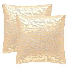 Safavieh Demi 2 pc Throw Pillow Set