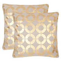 Safavieh Bailey 2 pc Throw Pillow Set