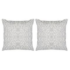Safavieh Techie 2-pc. 20' x 20' Throw Pillow Set