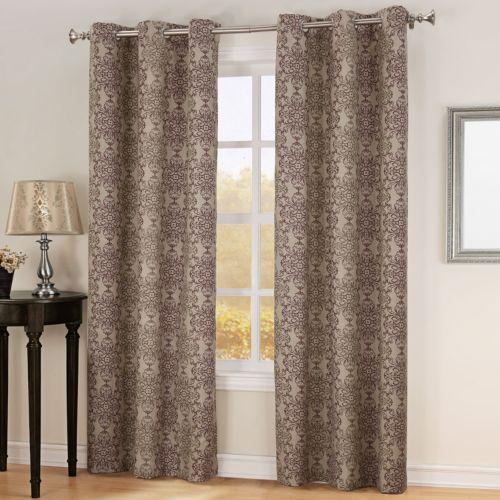 Sun Zero Anika Thermal Curtain