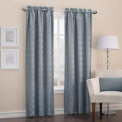 Sun Zero Denise Thermal Blackout Window Curtain