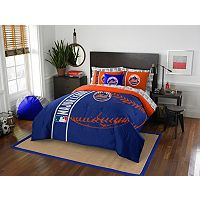 New York Mets Soft & Cozy Full Comforter Set by Northwest