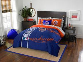 New York Mets Soft & Cozy Full Comforter Set by Northwest