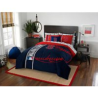 Boston Red Sox Soft & Cozy Full Comforter Set by Northwest