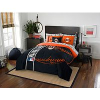 San Francisco Giants Soft & Cozy Full Comforter Set by Northwest