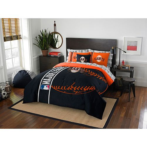 San Francisco Giants Soft & Cozy Full Comforter Set by Northwest