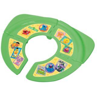 Sesame Street Folding Potty Seat