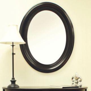 Carolina Cottage Oval Wall Mirror