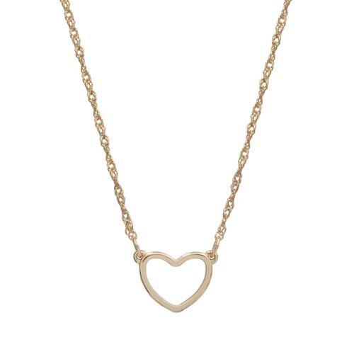 Image result for lauren conrad heart necklace