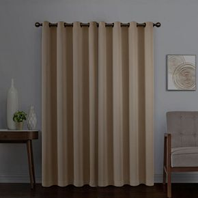 Eclipse Round & Round Blackout Window Curtain