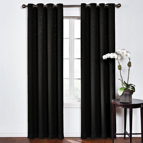 Eclipse Round & Round Blackout Window Curtain