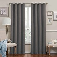 eclipse Round & Round Thermaweave Blackout Curtain