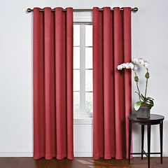 Eclipse Round Thermaweave Blackout Window Curtain