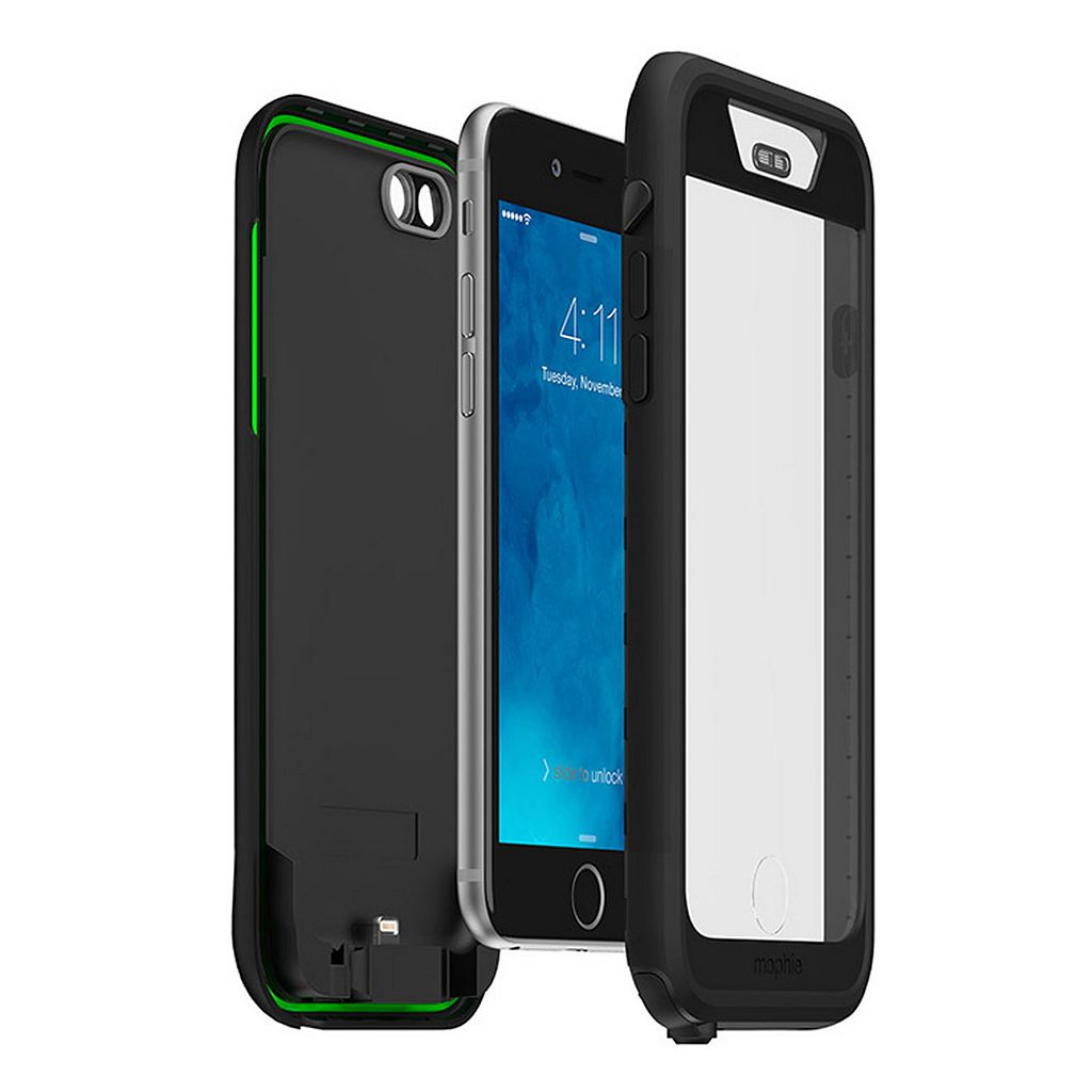mophie iPhone 6 Juice Pack H2PRO Battery Case