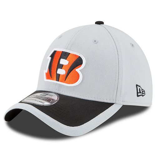 a1d9ef0913fba0 Adult New Era Cincinnati Bengals Sideline 39THIRTY Stretch-Fit Cap