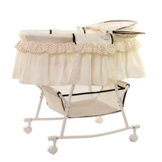 Dream On Me Lacy 2-in-1 Bassinet