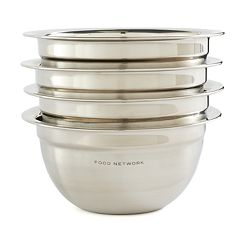 Food Network™ 4-pc. Prep Bowl Set