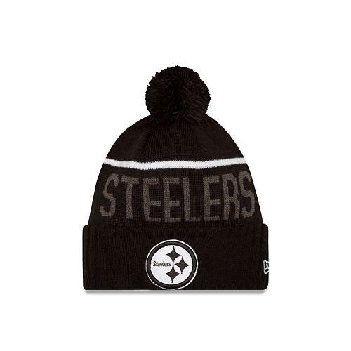 6bcea009c Adult New Era Pittsburgh Steelers Sport Knit Hat