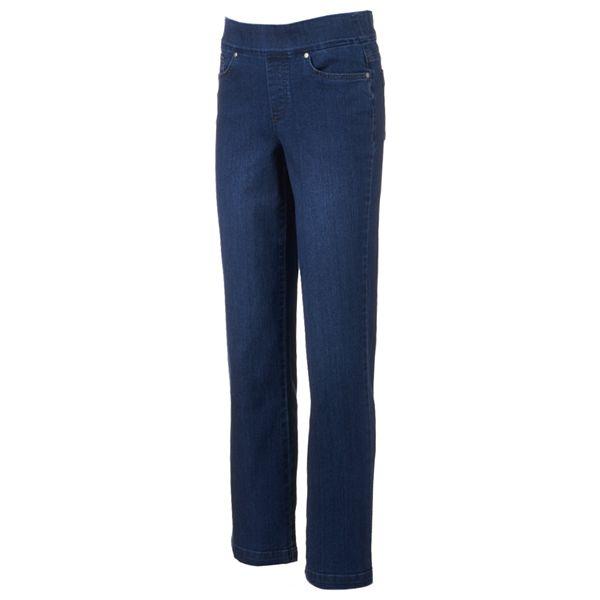 Women S Gloria Vanderbilt Avery Straight Leg Jeans