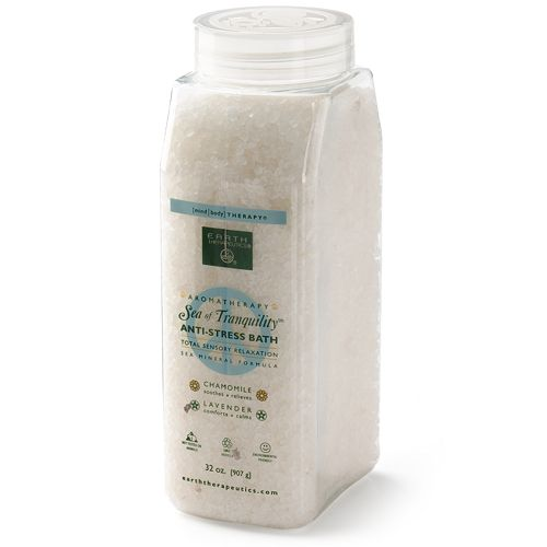 Earth Therapeutics Sea of Tranquility™ Anti-Stress Bath Soak