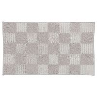 Simply Vera Vera Wang Tile Texture Bath Rug - 19'' x 34''
