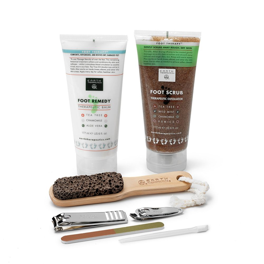 Earth Therapeutics Foot Doctor™ Pedicure Kit