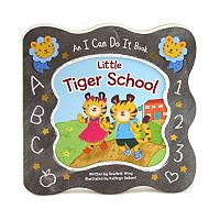 Little Tiger School Book by Cottage Door Press