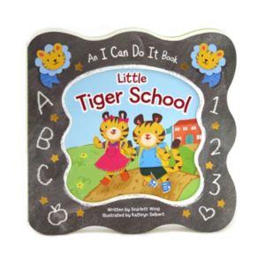 Little Tiger School Book by Cottage Door Press