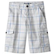 Boys 8-20 Tony Hawk® Easy-Care Microfiber Ripstop Cargo Shorts
