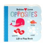 Babies Love Opposites Book by Cottage Door Press