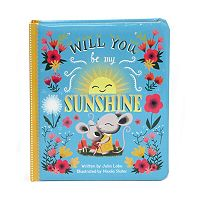 Will You Be My Sunshine Book by Cottage Door Press
