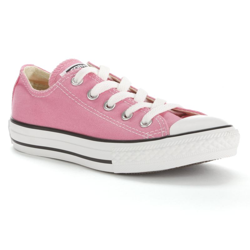 Kid's Converse Chuck Taylor All Star Sneakers, Kids Unisex, Size: 1, Pink
