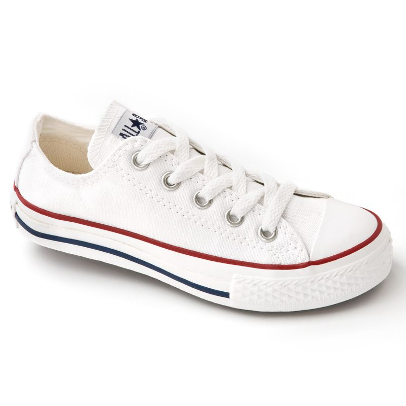 Kid's Converse Chuck Taylor All Star Sneakers, Kids Unisex, Size: 3, White
