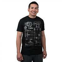 Men's Star Wars Vehicles Tee
