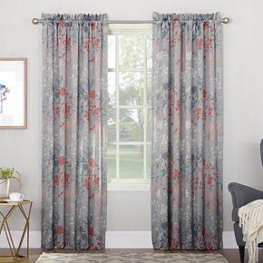 Sun Zero Asbury Room Darkening Window Curtain