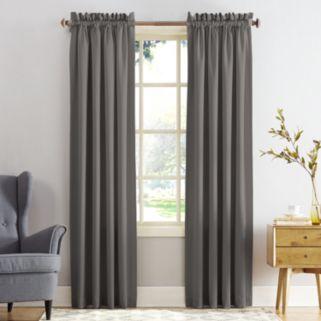 Sun Zero Gramercy Room Darkening Window Curtain