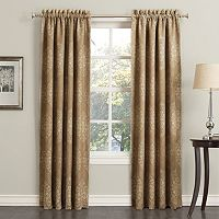 Sun Zero Laney Room Darkening Window Curtain