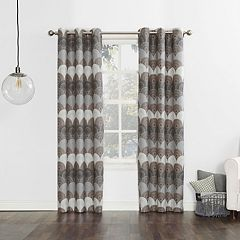 Sun Zero Odeon Thermal Window Curtain