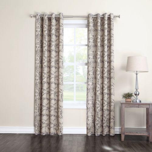Sun Zero Penley Room Darkening Curtain