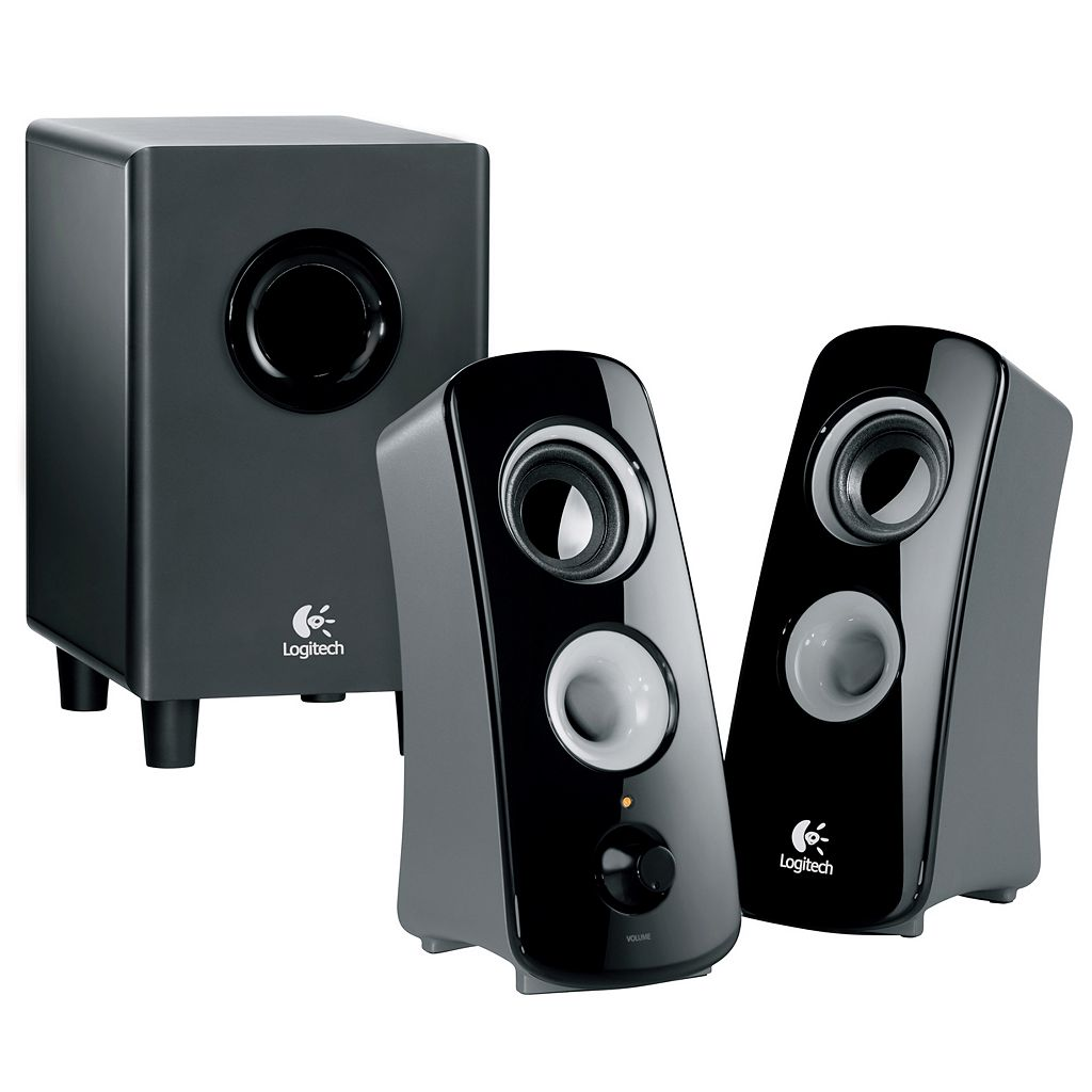 Logitech Z323 Speaker System with Wired Subwoofer